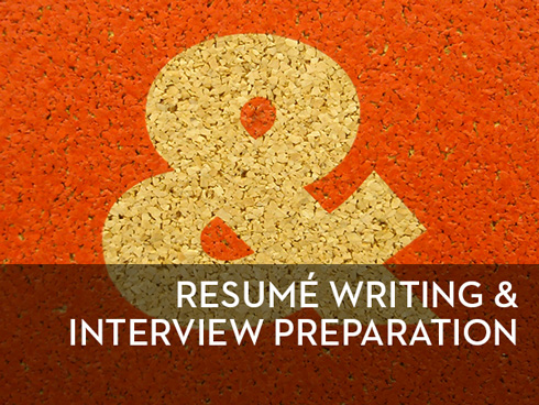 resume writing and interview preparation