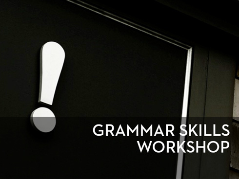 grammar skills workshop