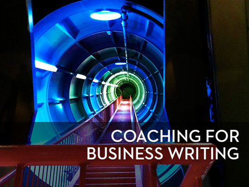 business writing coaching